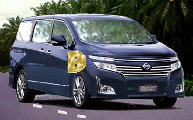 Nissan new Elgrand