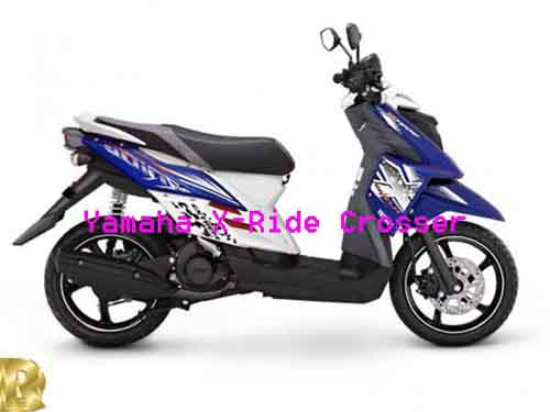 Yamaha X-Ride Crosser