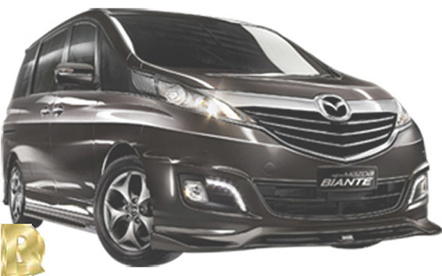Mazda New Biante Limited Edition