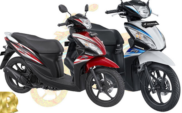 harga motor spacy