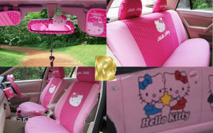 kabin hello kitty