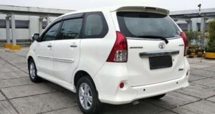 Toyota Avanza Veloz bekas