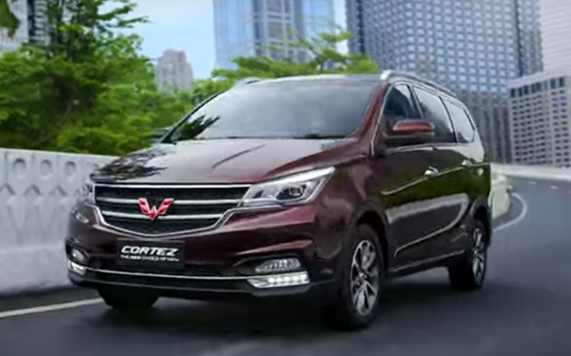 mobil Wuling Cortez